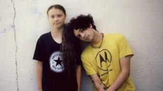 The 1975 ft. Greta Thunberg - The 1975 (Music Video)