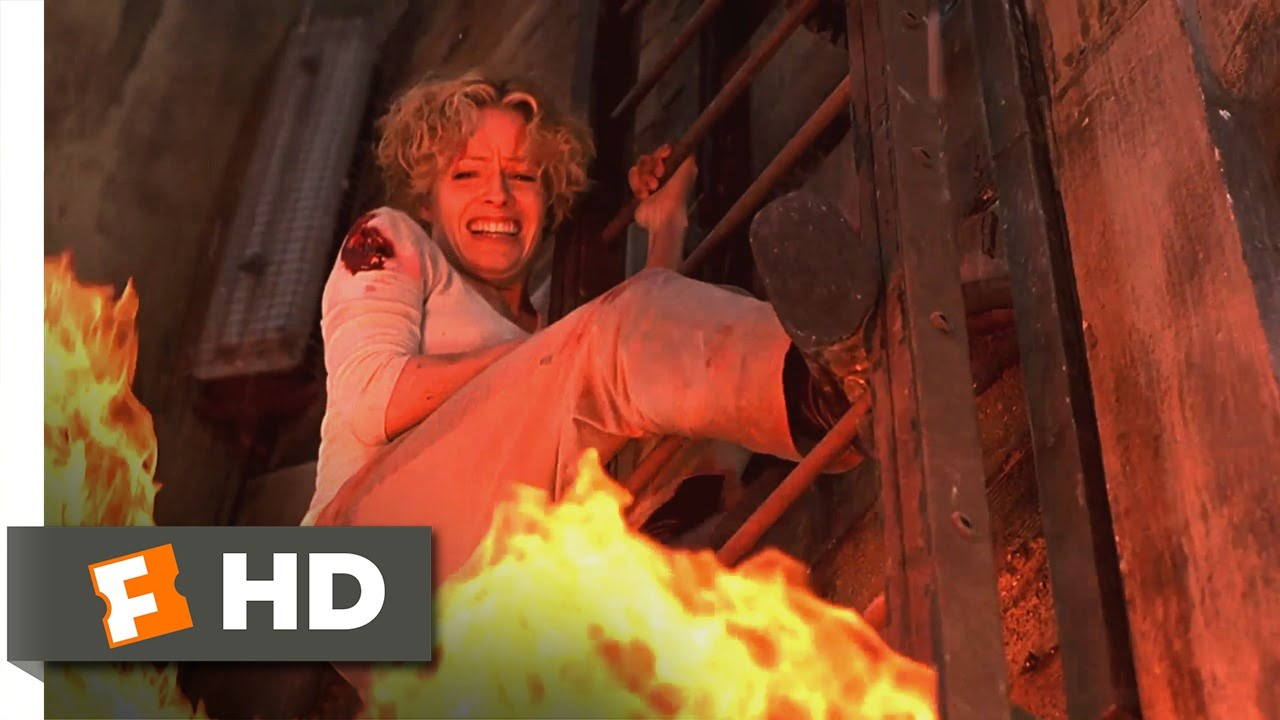Download Hollow Man (2000) - Escaping the Exploding Lab Scene (9/10) | Movieclips
