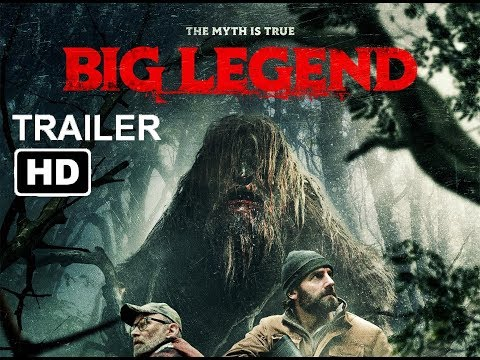 BIG LEGEND    2018  Kevin Makely  Todd A. Robinson  Amanda Wyss