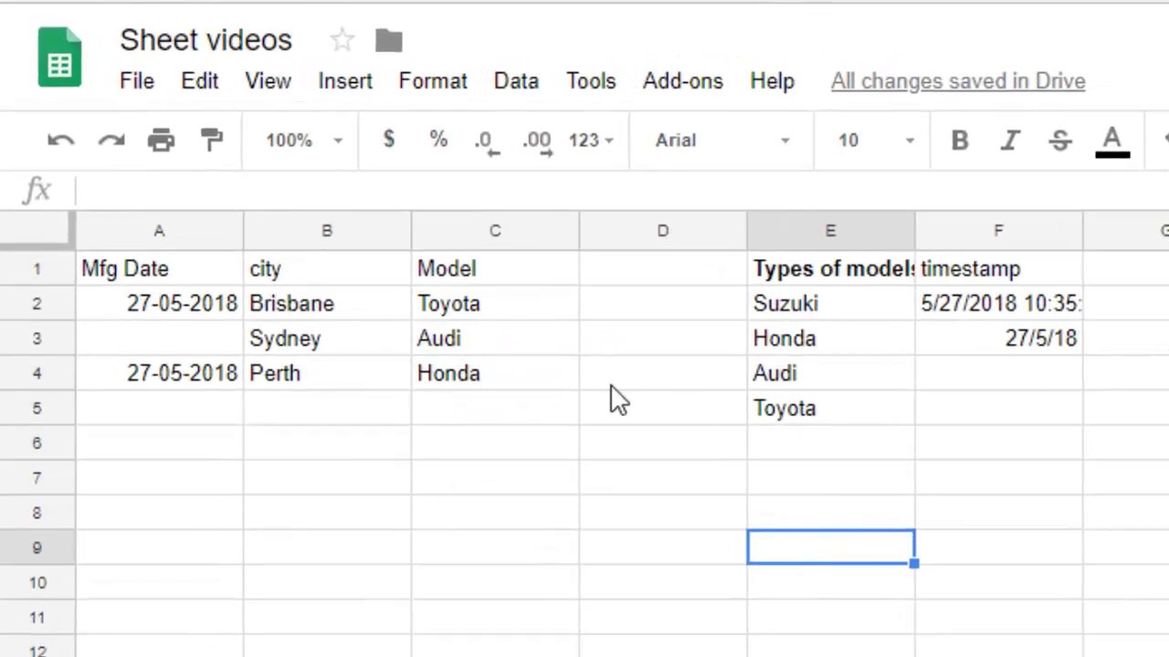 How To Add Header And Footer In Google Sheets Youtube