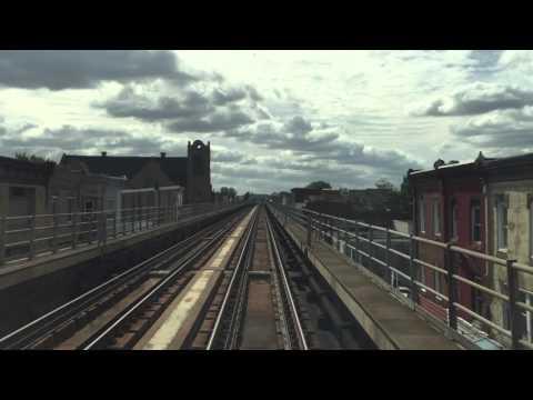 SEPTA: Market-Frankford Line Westbound Super Express Train to 69th St Terminal