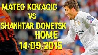 Video Gol Pertandingan Real Madrid vs Shakhtar Donetsk