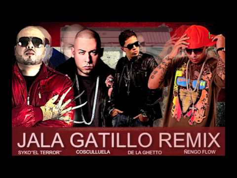 De La Ghetto Ft. Cosculluela, Ñengo Flow...