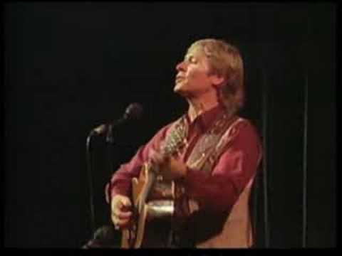 John Denver performs It's About Time in Russia