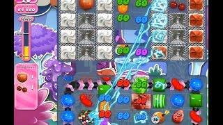 Candy Crush Saga Level 1244    ★★★   NO BOOSTER