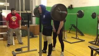 Родэ Денис присед 200 кг на 18, б/э