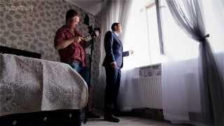 Рабочие моменты в съемке свадебного клипа от STUDIO NORMA