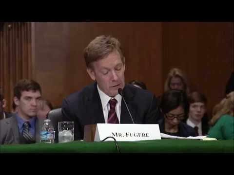 Senate HELP Committee - Testimony Of Joe Fugere