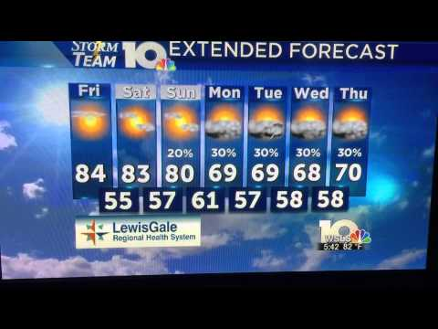 WSLS 10 - Weather News Technical Difficulties