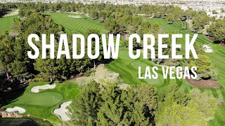 Exclusive video of Shadow Creek golf course prior to Tiger & Phil match