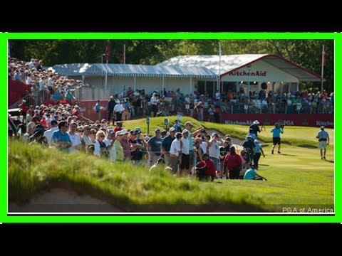 PGA of America launches ticket sales for 2018 KitchenAid Senior PGA Championship