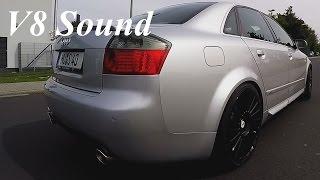 Audi S4 (2003) Videos
