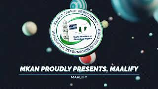 Ahmadi Muslim Youth Organization Nigeria launched Maal (Maalify) mobile phone payment app