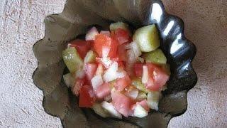 Картофельный салат   Patates salatas  Немецкая кухня