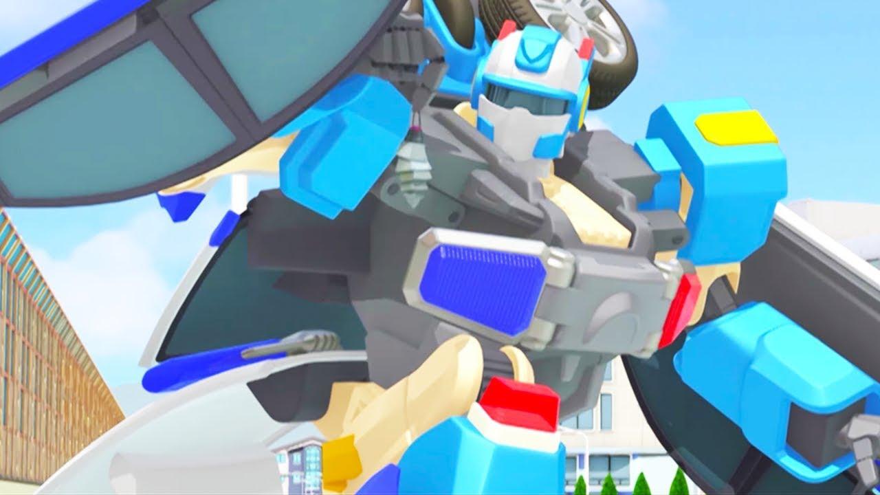 Download TOBOT English   303 Slugbot Gridlock   Season 3 Full Episode   Kids Cartoon   Videos for Kids