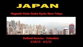 Discover Japan: Nagasaki, Kobe, Kyoto, Osaka, Nara, Tokyo