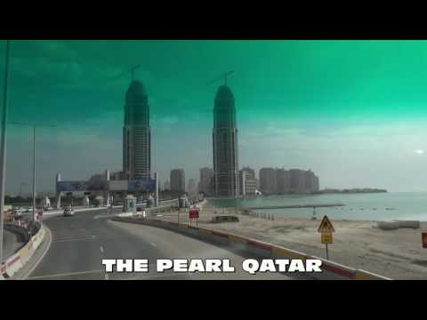 Doha Capital City of Qatar. City tour.