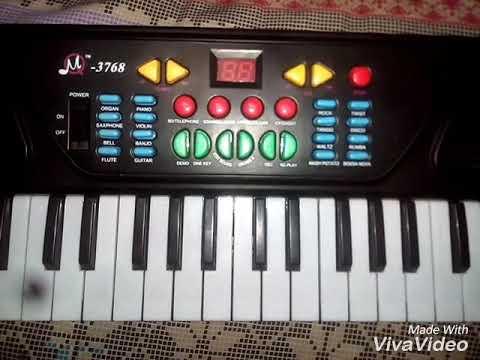 How To Play Rashke Qamar On Casio/keyboard