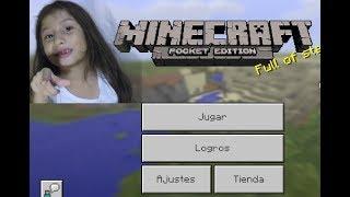Isatoys - Haciendo mi primera casa en Minecraft