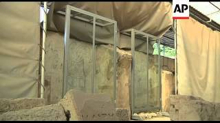 Excavating The Ancient City Of Alexander The Great