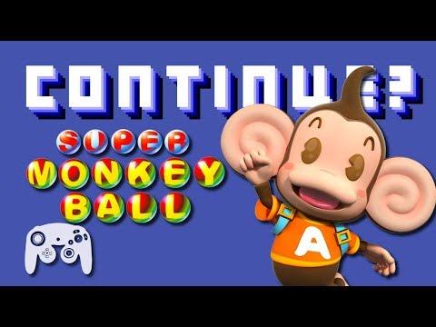 Super Monkey Ball (GC) - Continue?