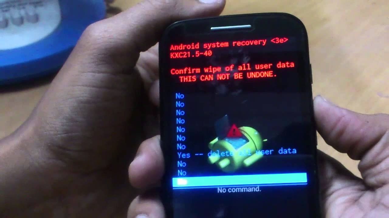 How to restart Android 7