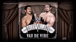 "WWE NXT: ""Vau de Vire"" [iTunes Release] by CFO$ ► The Vaudevillans Theme Song"
