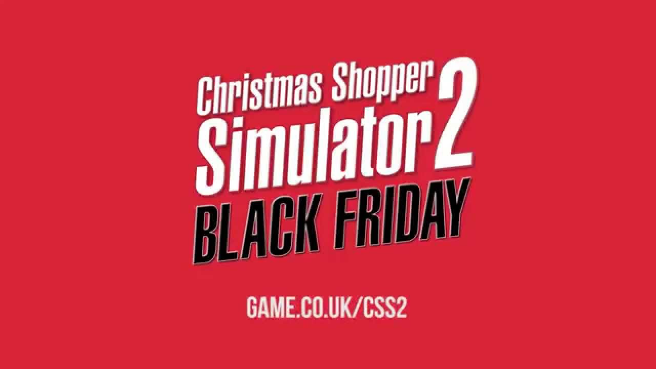 Christmas Shopper Simulator 2 - Black Friday - The Fly - YouTube