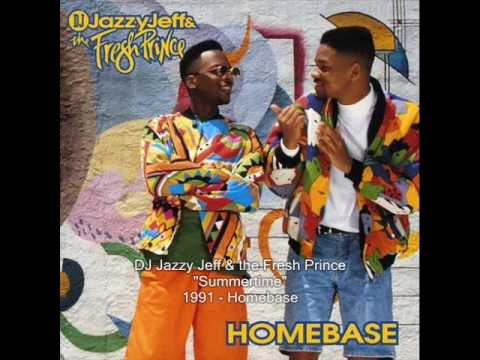 DJ Jazzy Jeff & the Fresh Prince  Summertime