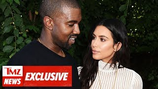 Kim And Kanye Hire Surrogate For 3rd Kid | TMZ Chatter