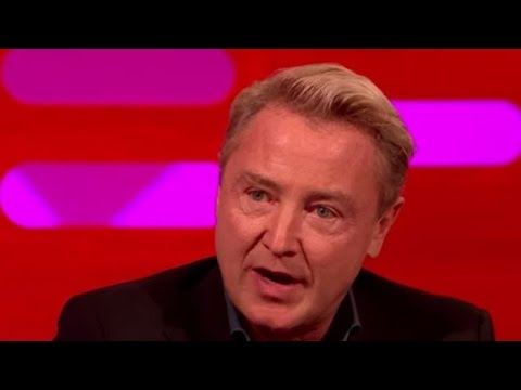 Michael Flatley talks about his house on The Graham Norton Show