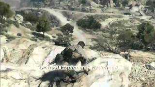Metal Gear Solid V: The Phantom Pain - E3 2013 Gameplay