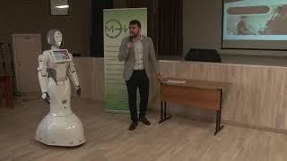 Первый Научный баттл между роботом и человеком