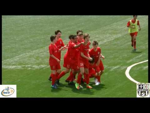 Virtus Bergamo 1909- Olginatese 1-1, Semifinale di ritorno Giovanissimi A 2016/2107