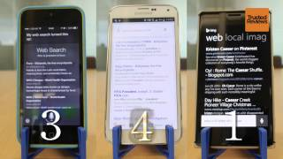 Google Now vs Siri vs Cortana: Which should you take to the pub quiz?