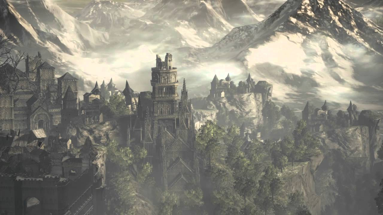 Dark souls unused location dlc youtube