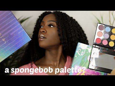 Collective Haul + PR Unboxing!!! Fenty Beauty, ABH, Melt Cosmetics + More thumbnail
