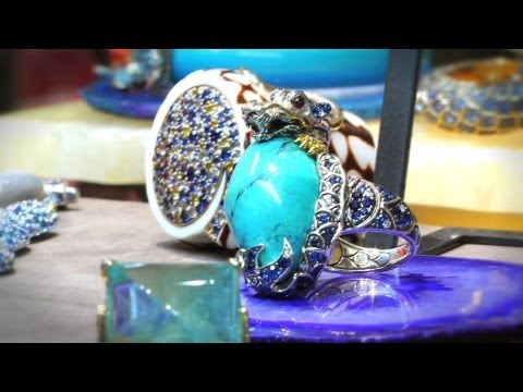 John Hardy's Jewelry Collection at New York Fashion Week