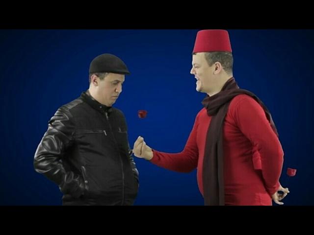 Jamal et Noureddine Sketch Valantino 2017 جمال ونور الدين في سكيتش عيد الحب