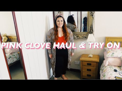 THE PLUS SIZE FILES // PINK CLOVE HAUL &  TRY ON