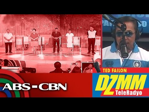 DZMM TeleRadyo: Law dean weighs in on candidates' vow to end 'ENDO'