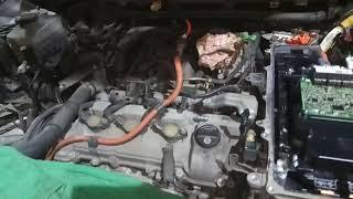 Жесть на СТО Лексус Lexus RX400 h