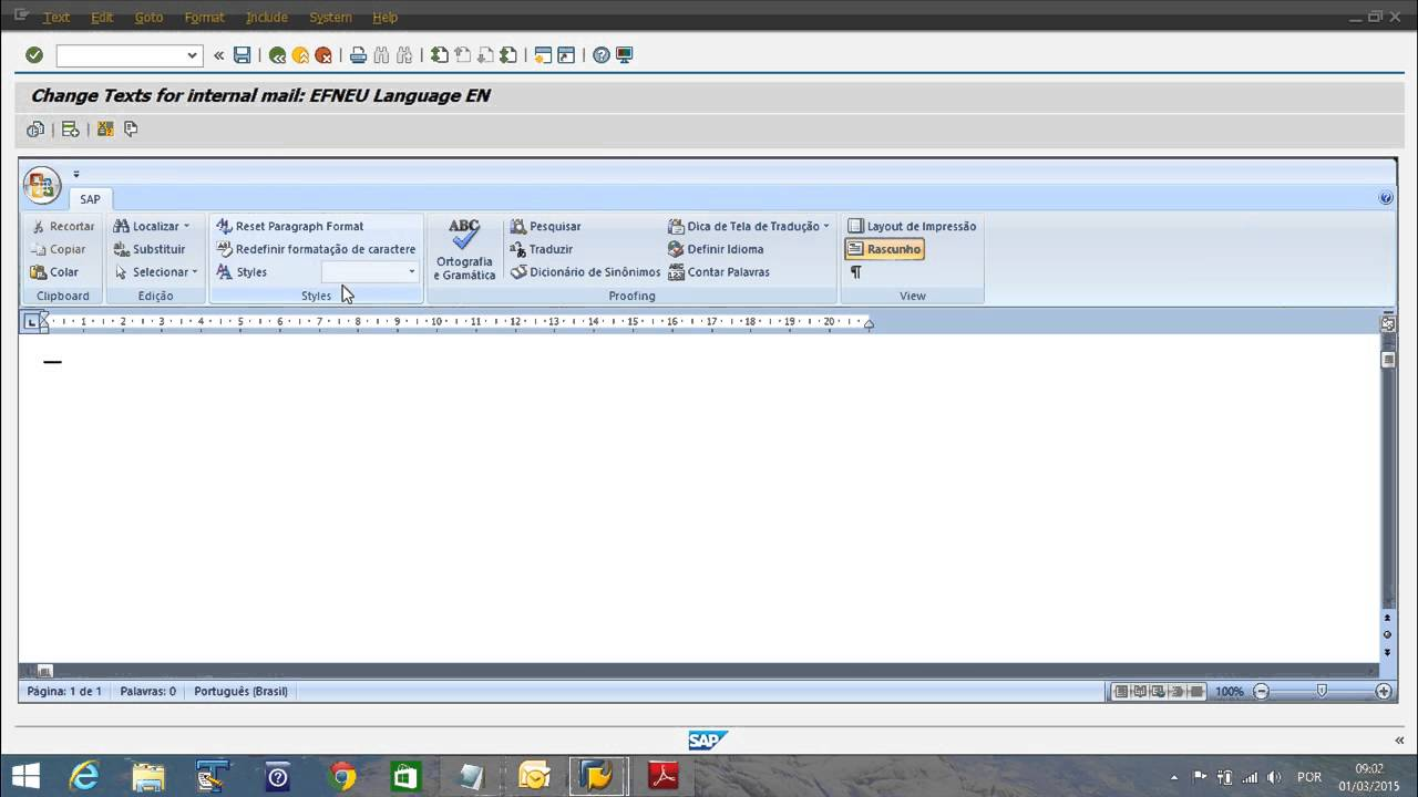 SAP MM - How to Send Purchase Orders via Email to Vendors Automatically