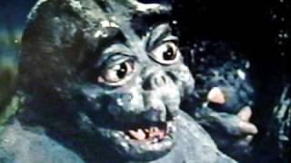Godzilla Stomps On Minya's Tail
