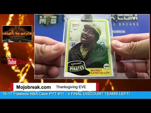 11/22 - 2017 Archives Baseball Post Season Edition 2 Box Break Personal For Nicholas M. #2