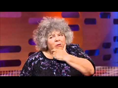 miriam margolyes blackadder