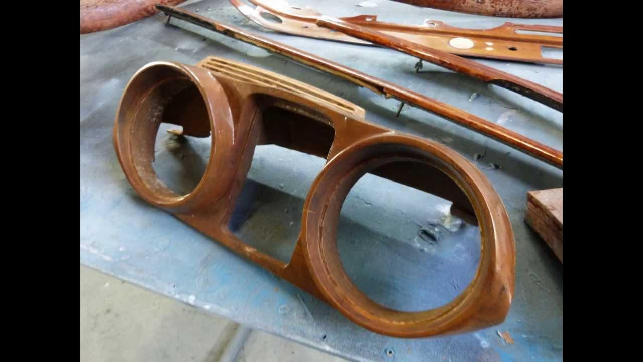 Oldtimer Mercedes W111 Heckflosse Coupe Holz Armaturenbrett ... | {Armaturenbrett oldtimer 6}
