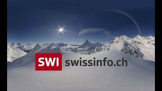 Gambar cover Experience swissinfo.ch in 360 degrees
