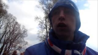 intocht sinterklaas Broeksterwoude Friesland vlog konijn5 (met fans )
