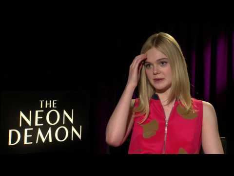 THE NEON DEMON INTERVIEW ELLE FANNING